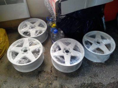 фольксваген поло разболтовка дисков