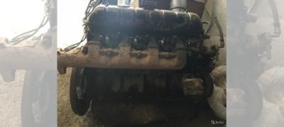 ремонт двигателя газ 3307