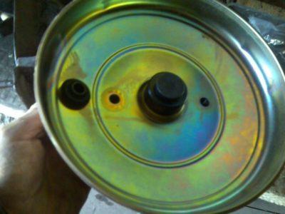 ваз 2109 замена вакуумного усилителя