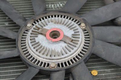 шевроле нива не включается вентилятор