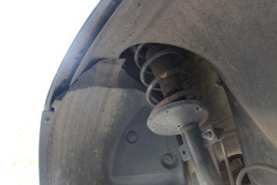 замена задних колодок рено дастер 4х4