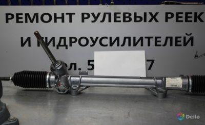 мазда 3 ремонт рулевой рейки